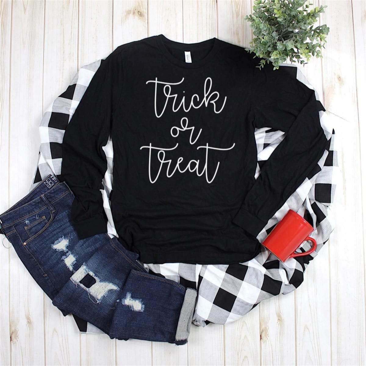 $15.99 (reg $30) Fall Love Long Sleeve Tees