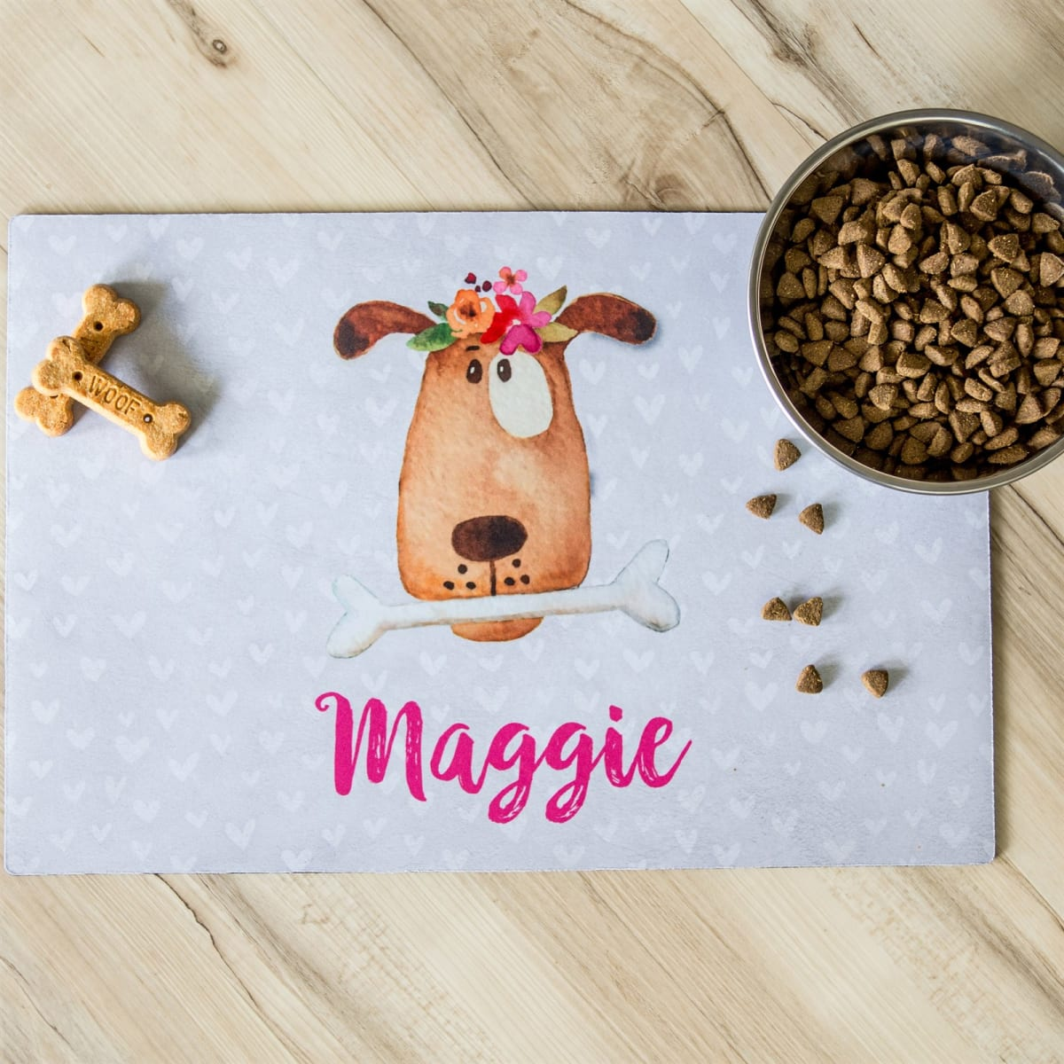 Personalized Pet Placemats 12x18