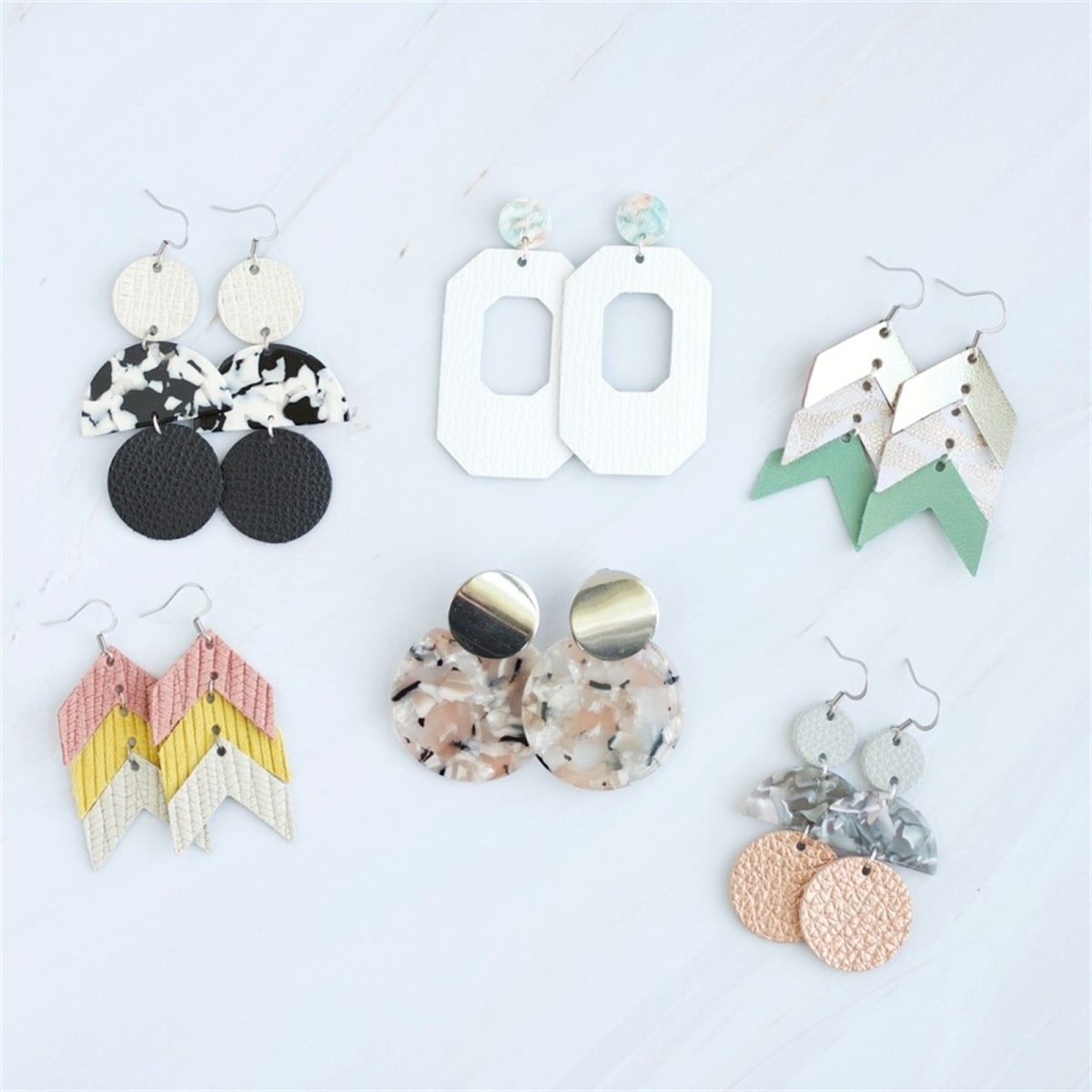 Fun Fresh Earring Collection- .99! Regularly ! THESE ARE SO CUTE!