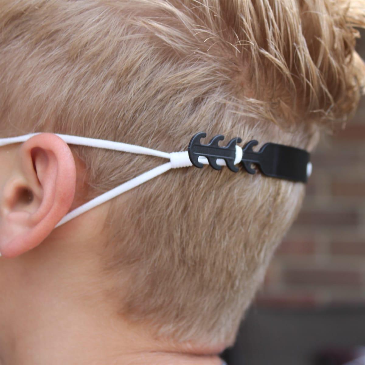 3-Pack Strap Adjustable Mask Band