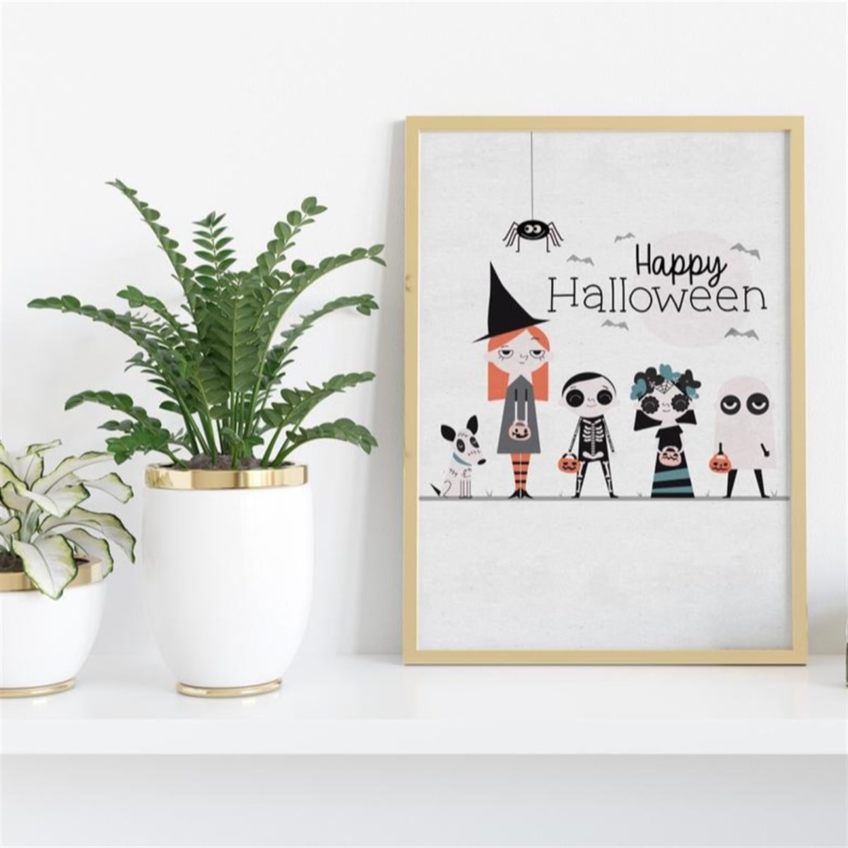 Cute Halloween Prints
