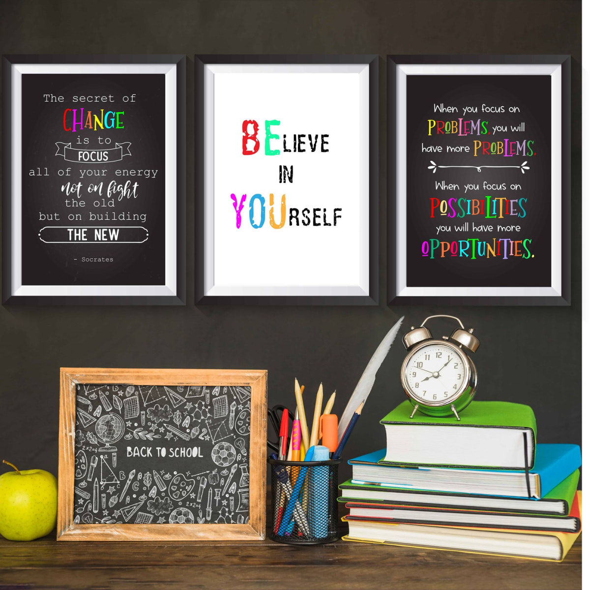 Growth Mindset Prints Collection