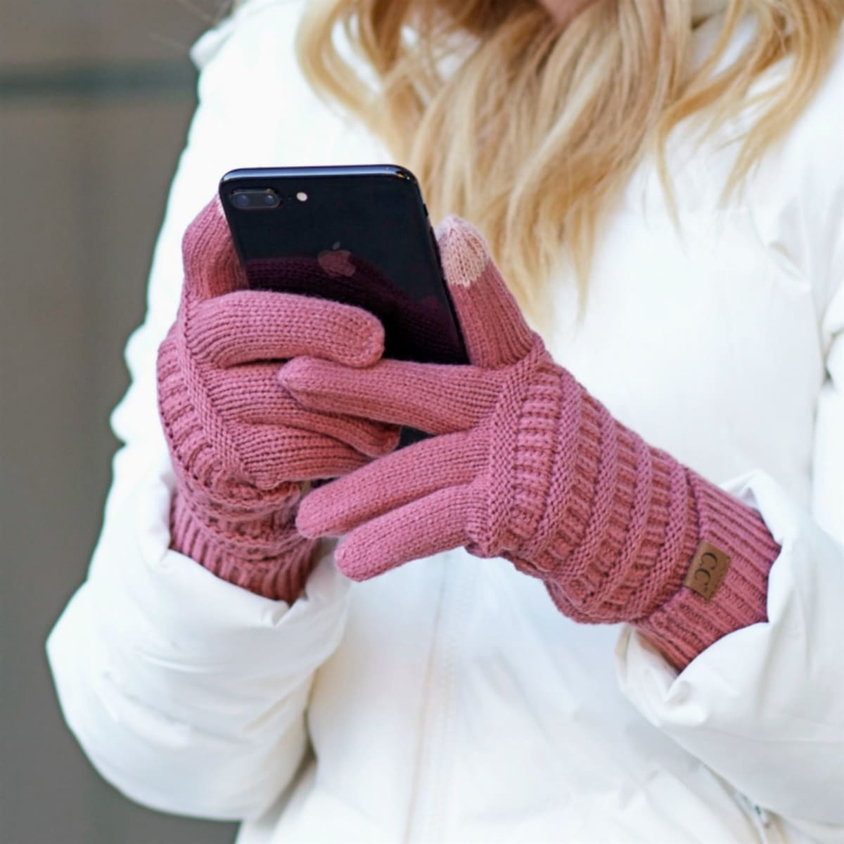 Popular CC Touchscreen Gloves | 2 Sizes