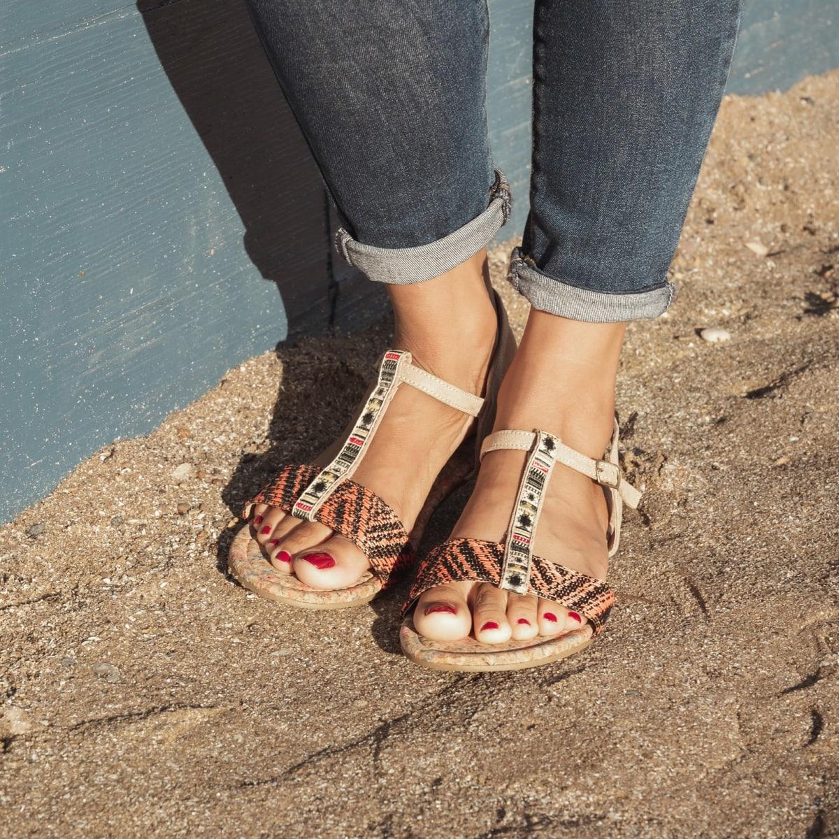 $9.99 (reg $36) MUK LUKS® Idelle Sandals