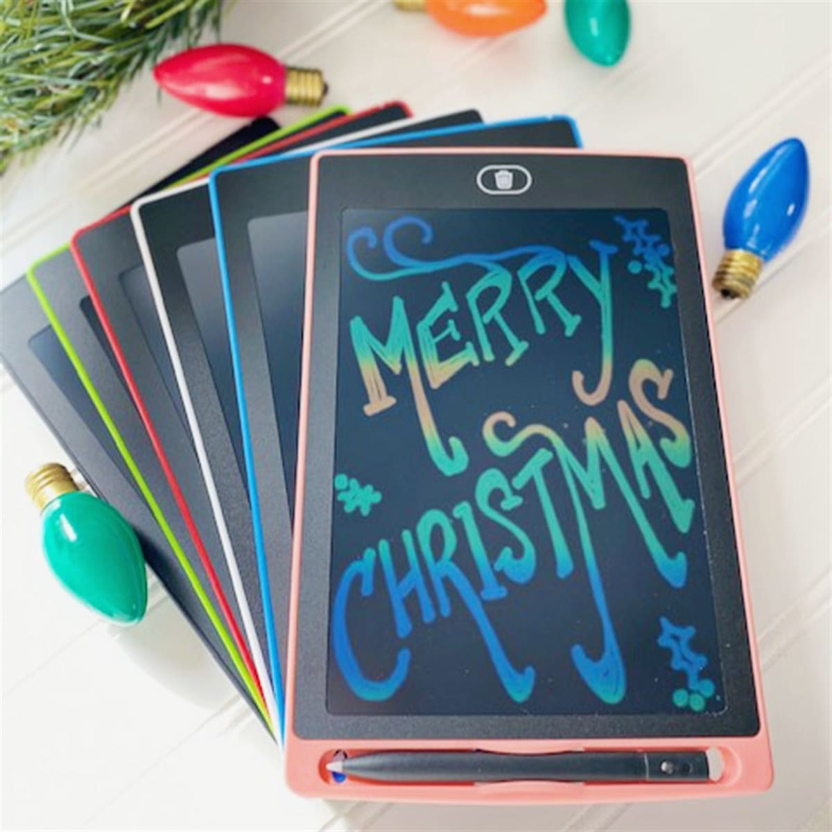 Color LCD Drawing Tablet