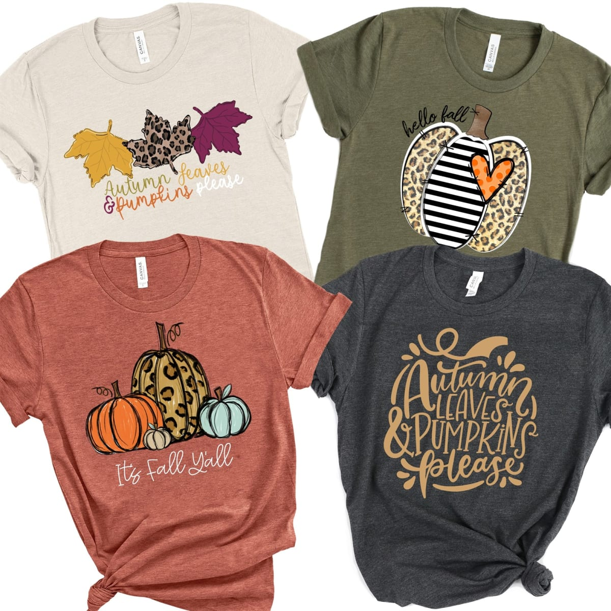 Fall Women's Graphic Tees