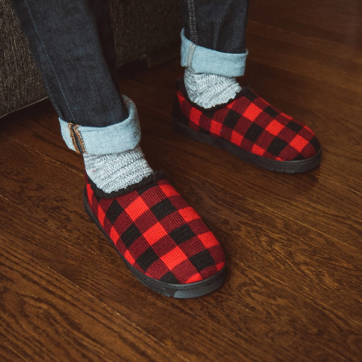 $16.99 (reg $36) MUK LUKS® Men's John Slippers