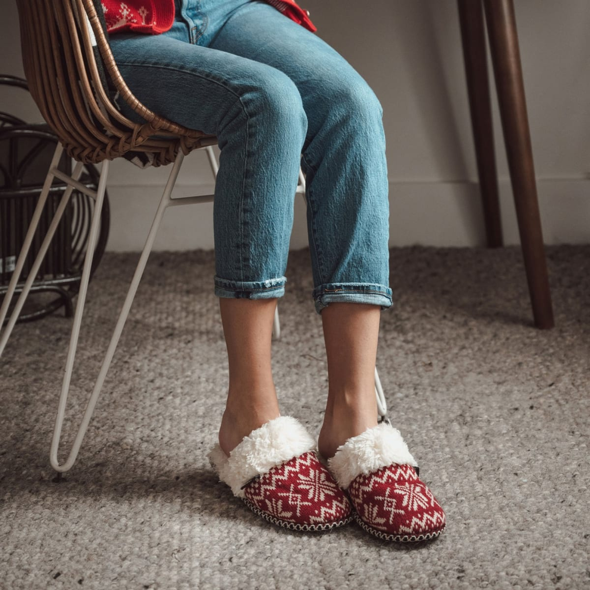 $10.99 (reg $25) MUK LUKS® Women's Frida Slippers