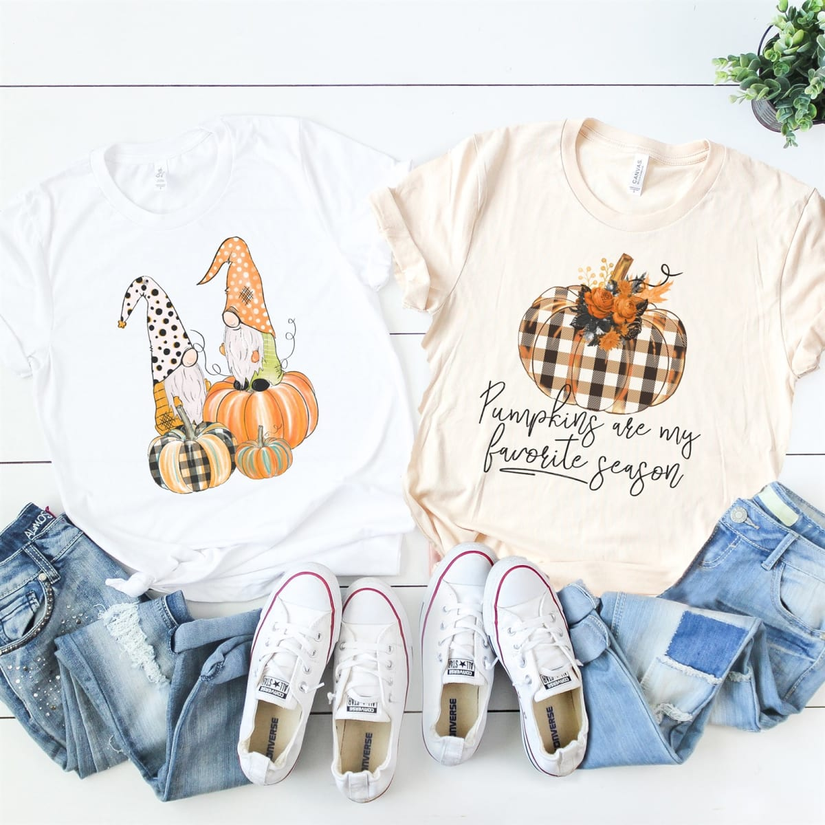 Pumpkin Season Tees