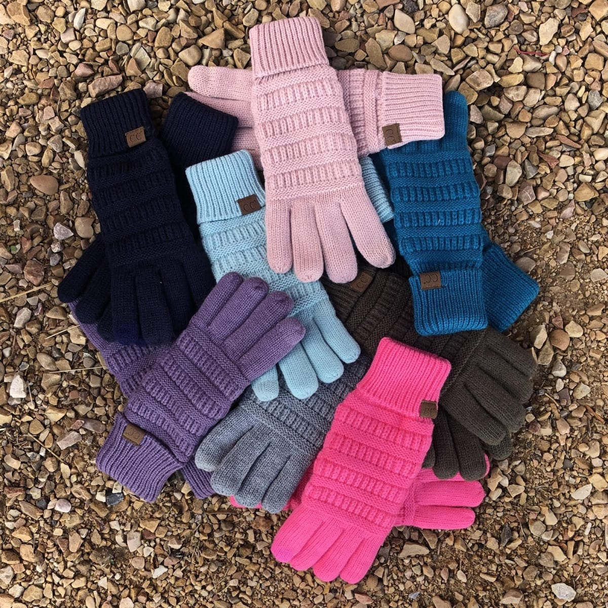 Comfy Lined Touchscreen CC® Gloves