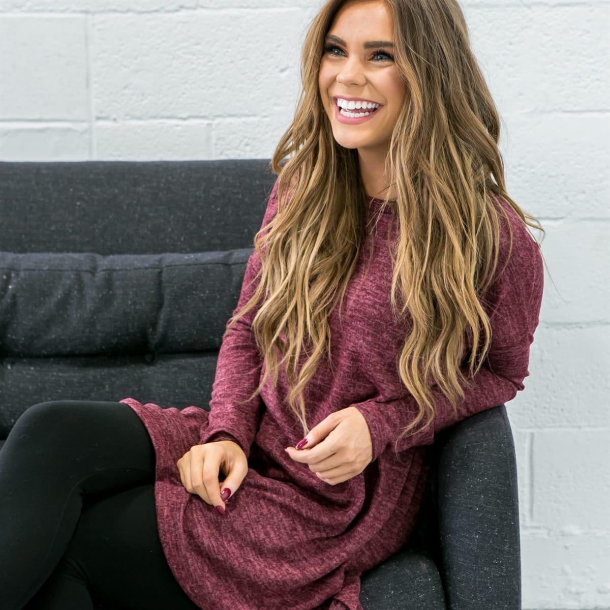 Everly Sweater Tunic | S-XL