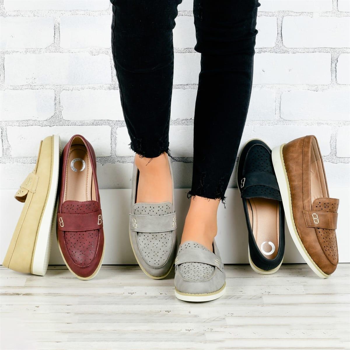 Comfy Preppy Loafer Flat