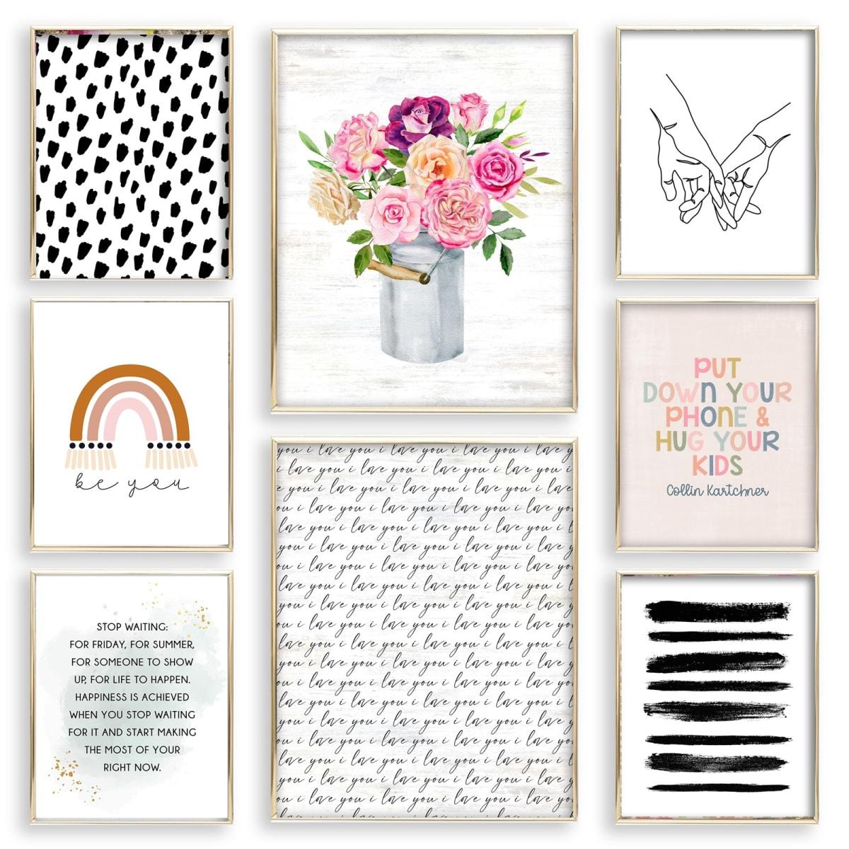 Mod Home Art Prints