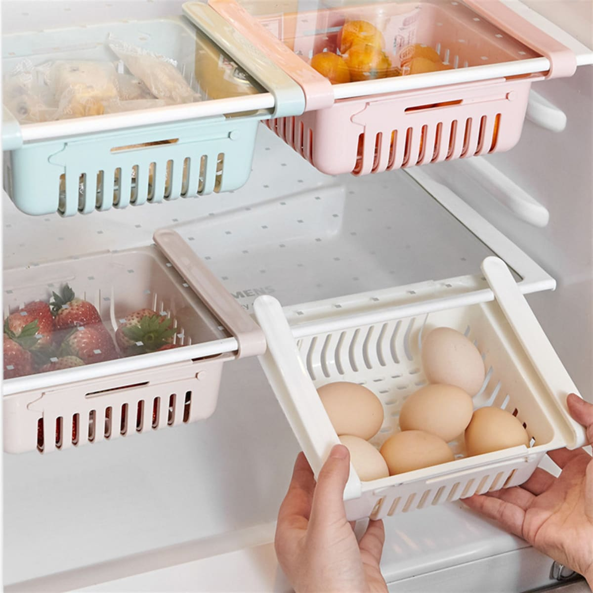 Refrigerator Storage Drawer