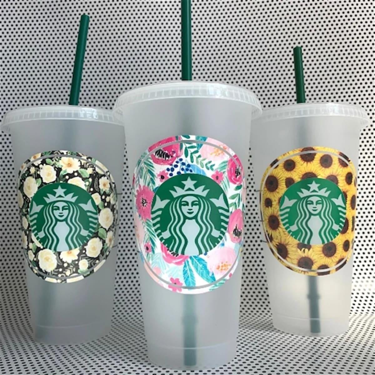 Personalized Starbucks Venti Cold Cup