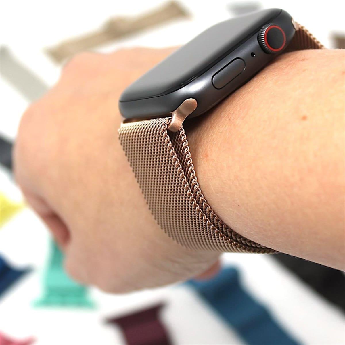 Milanese Loop Apple Watch Bands