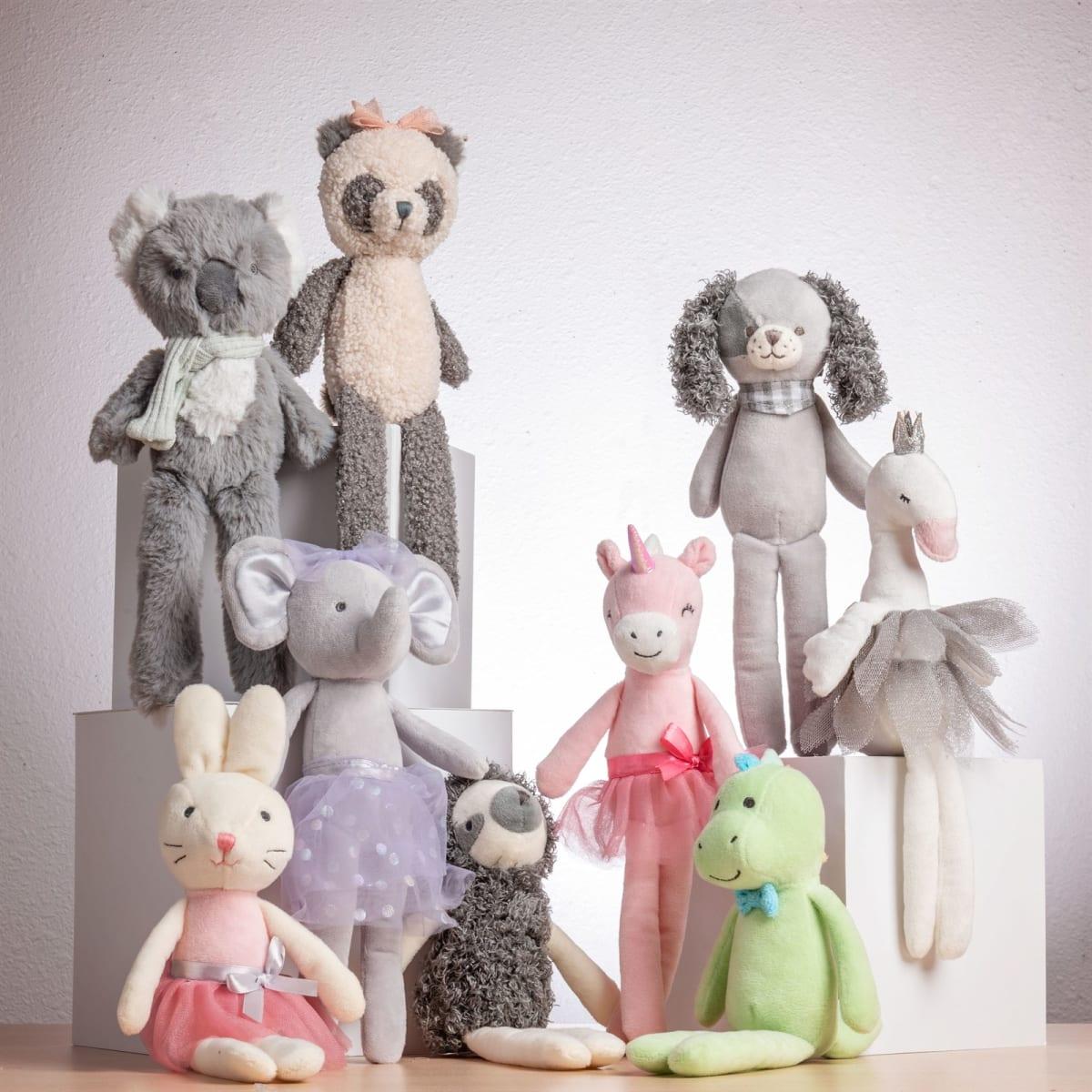 plush dolls