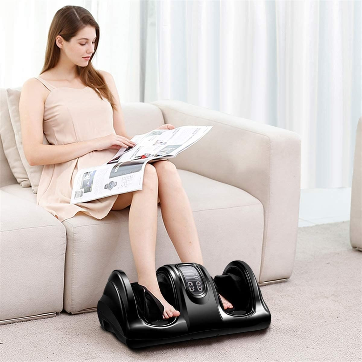 Malaxation Intelligent Comfortable Foot Massager