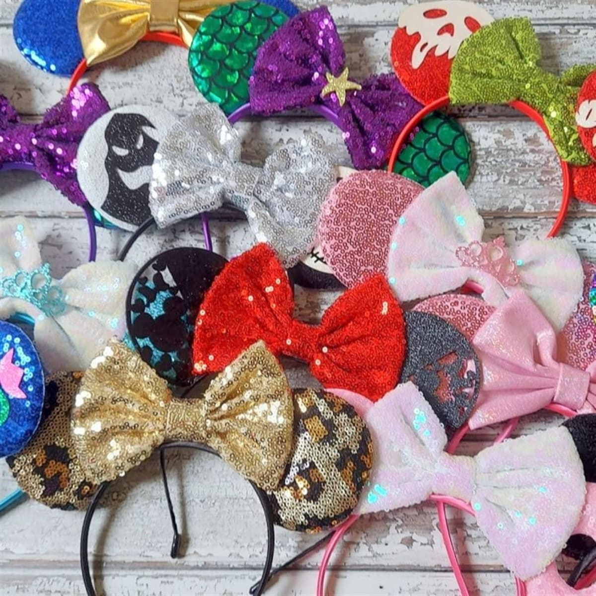 Dreaming of Mouse Headbands! .99 (REG: .99) with free shipping at Jane!
