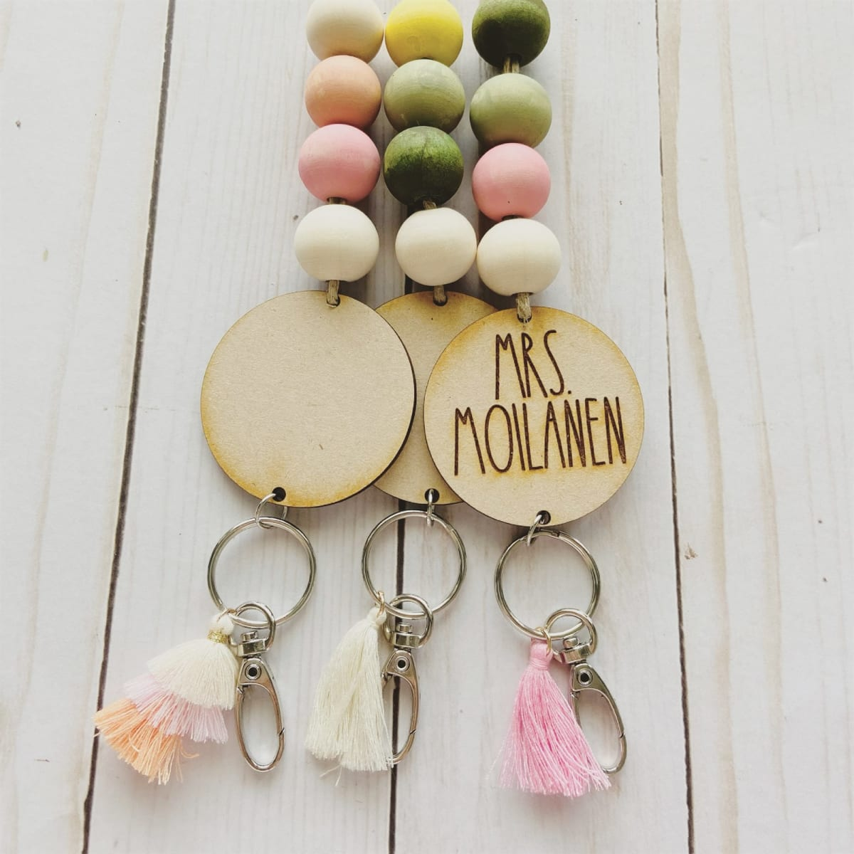 Personalized Teacher Lanyard! .99 with free shipping at Jane!