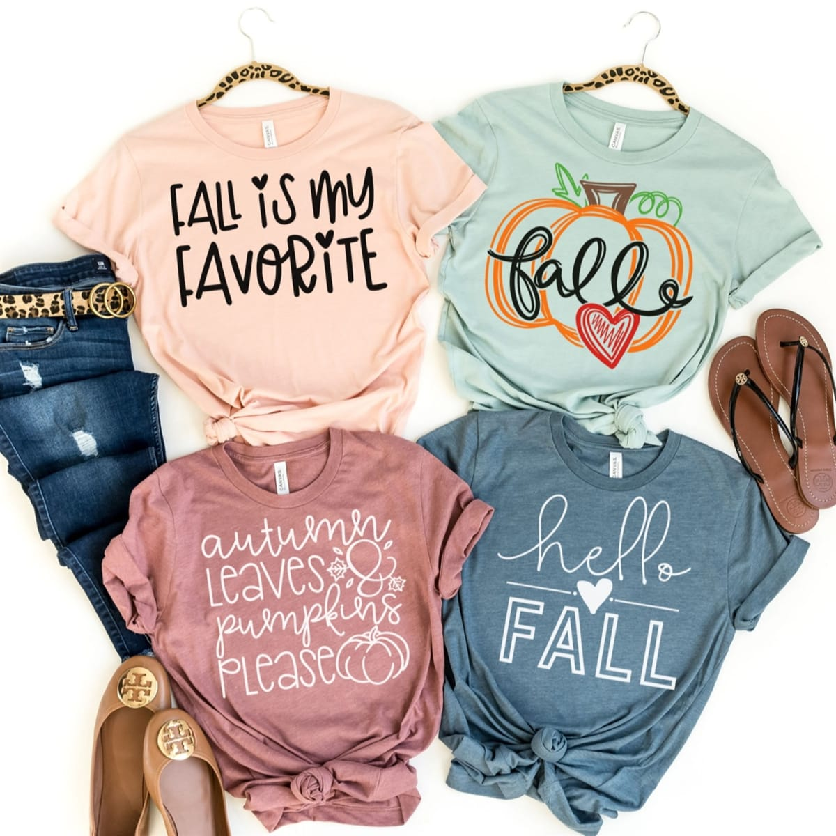 Fall Is My Favorite Graphic Tees