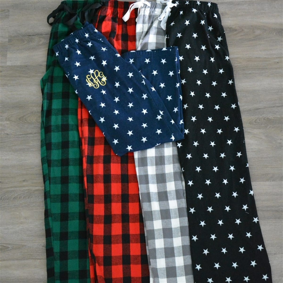 Personalized Matching Pajamas/Lounge Pants! .99 (REG .99) + Free Shipping at Jane!