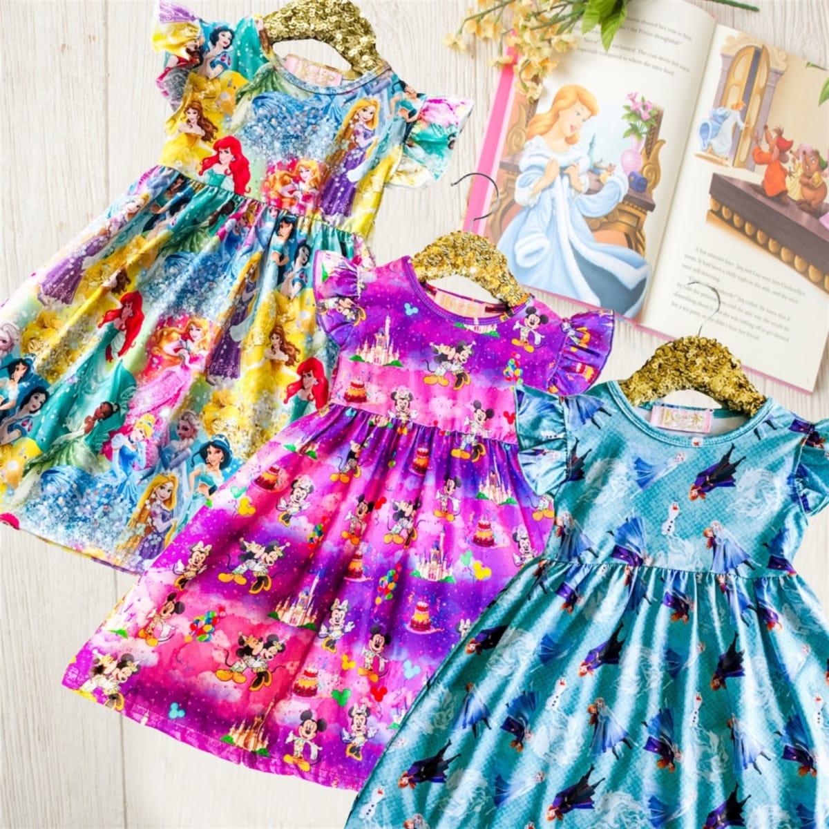 .97 Fun Theme Park Dresses + Free shipping at Jane!