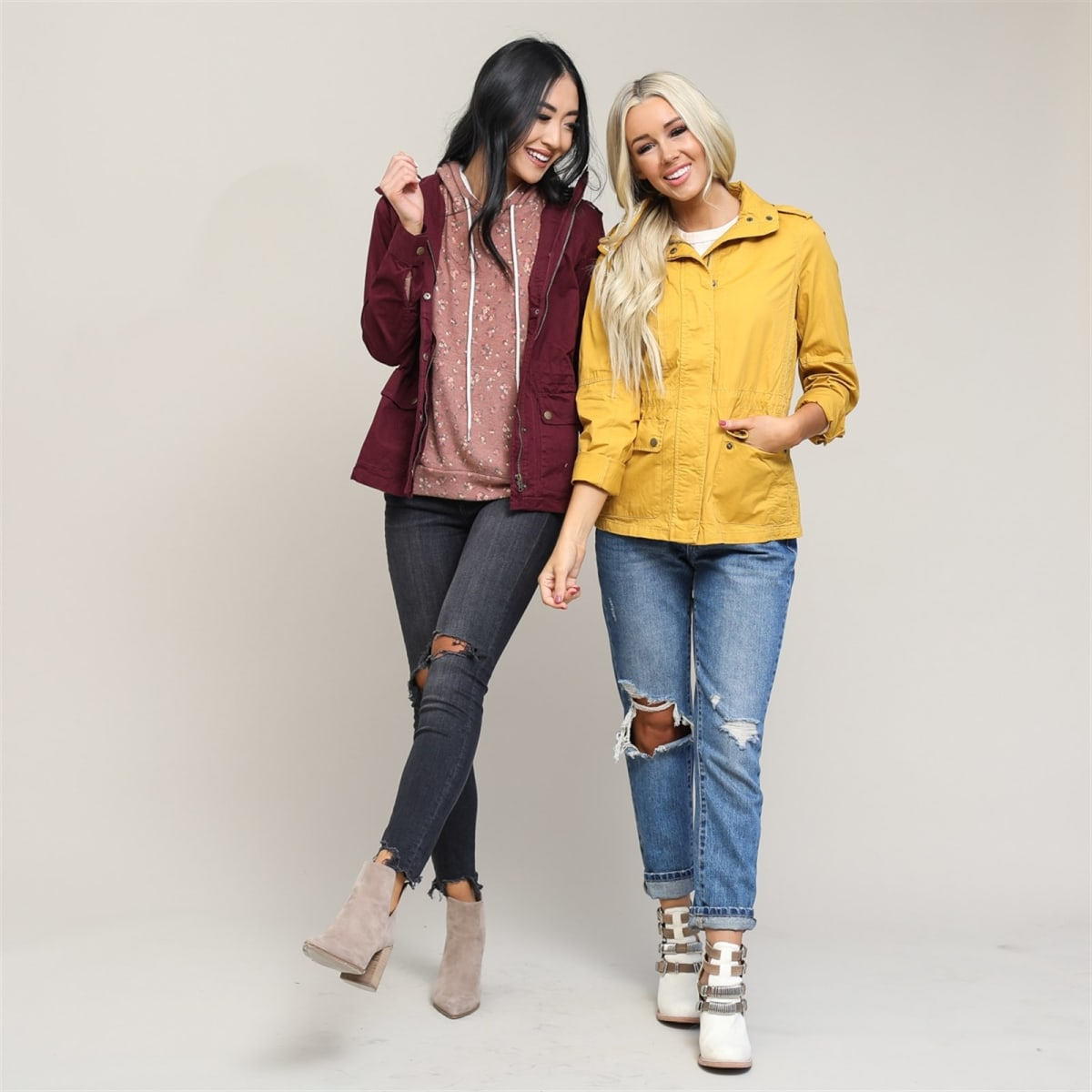 .99 Luxe Utility Jacket | S-XL + Free shipping at Jane!