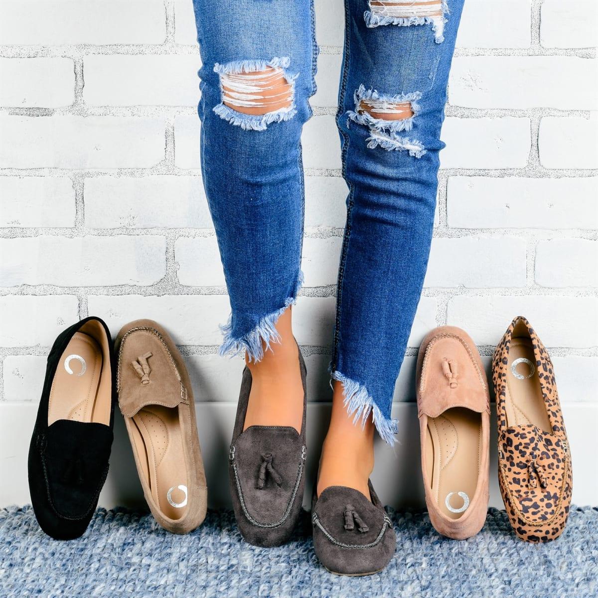 Must Have Comfort Foam Tasseled Loafers