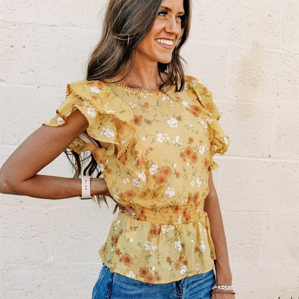 Ruffle Blouse Collection