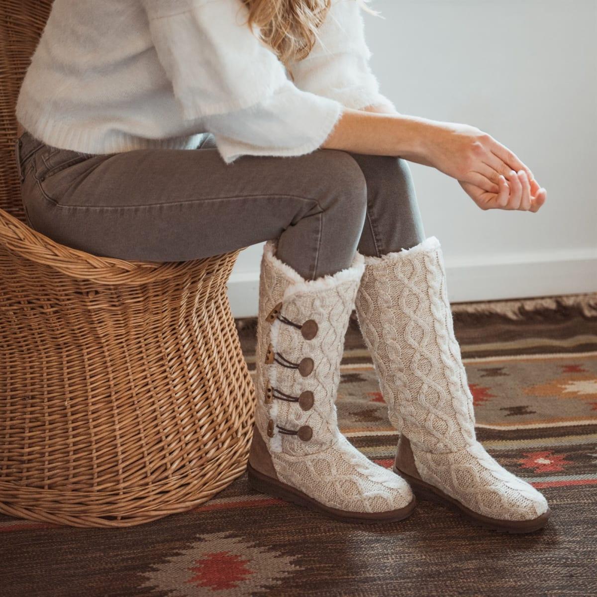 MUK LUKS® Women's Felicity Boots $14.99