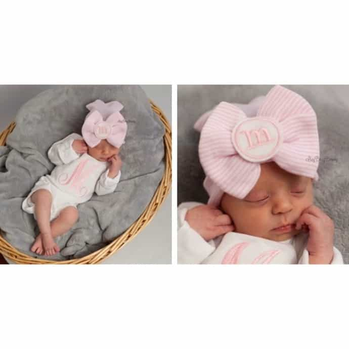 8ee0381988c 41%You save. 0 00 00Time Left. Expired. Personalized Newborn Hospital Hat