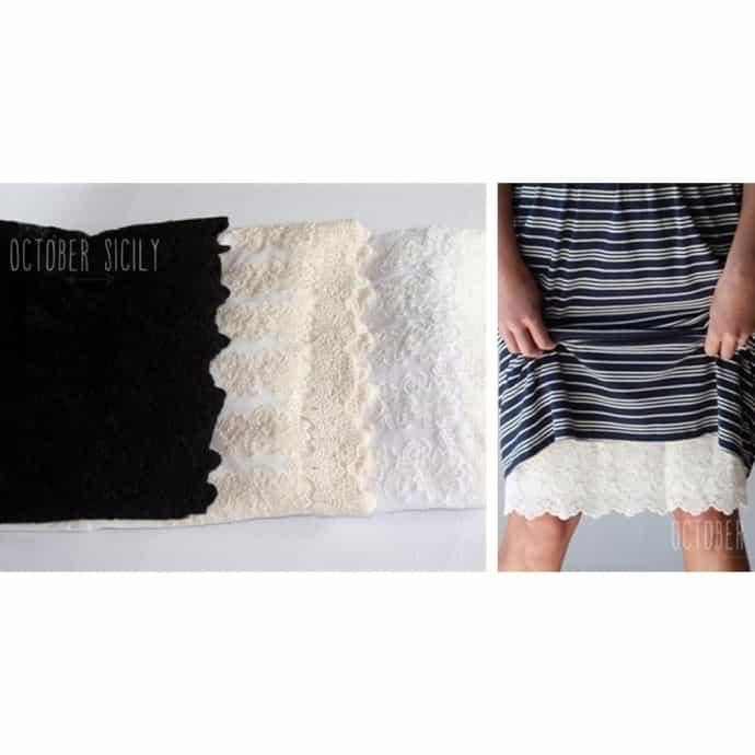 cd2032c1d7 Opaque Lace Dress Extender | S-3XL | Jane