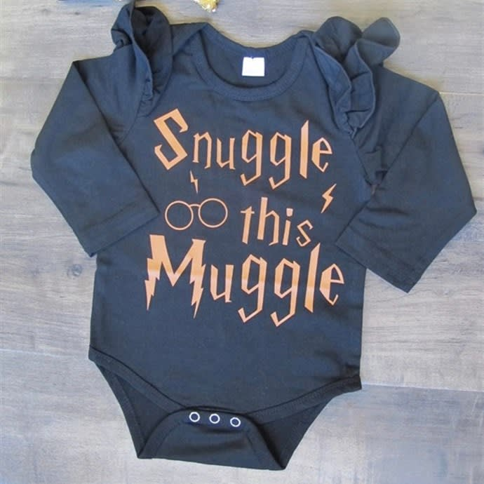 332d3e1a946 Baby Snuggle this Muggle Outfit