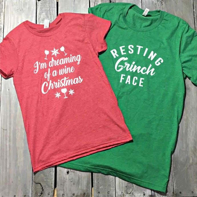 a488f3036 Funny Christmas Shirts   Unisex & Women's   Jane
