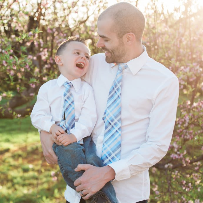 34abd568e9e7 Daddy & Me Ties & Bow Ties | New Styles! | Jane