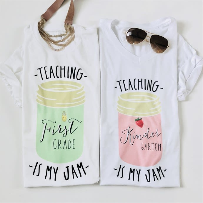 New Teaching Is My Jam Shirts
