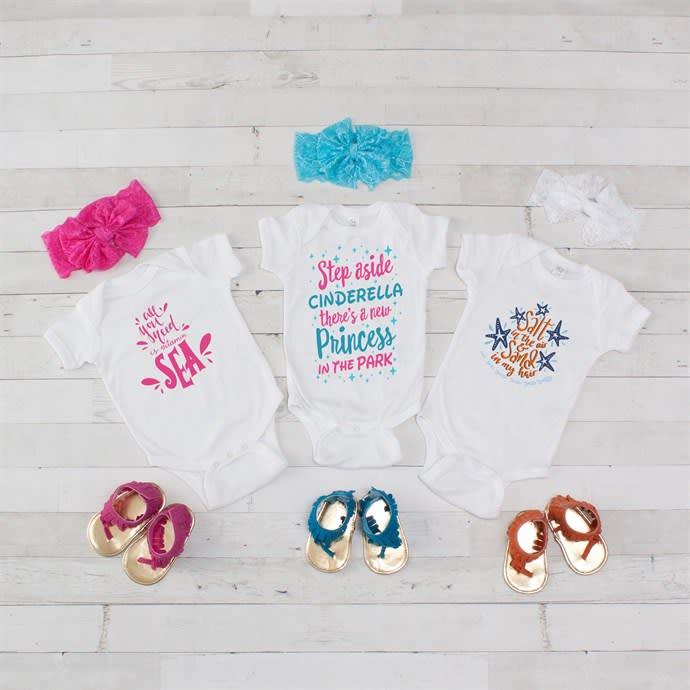 fae11334f Baby Girls Onsie Graphic Sets | Jane
