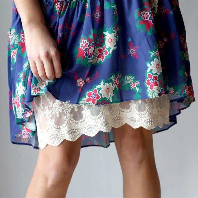 43cccaff8 Full Slip Lace Dress Extender