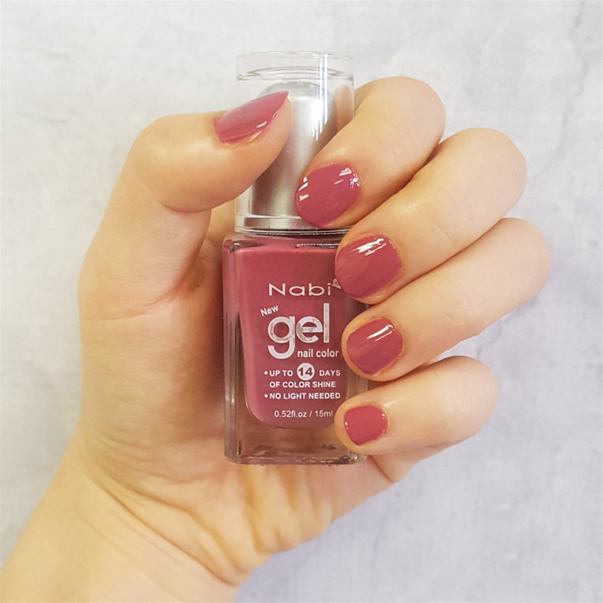 Instant Dry Gel Nail Polish | Jane