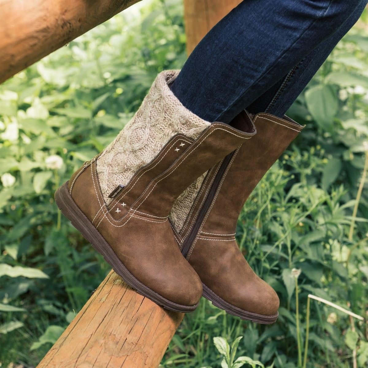 93362883de8 Muk Luks Women's Stacy Boots | Free Shipping
