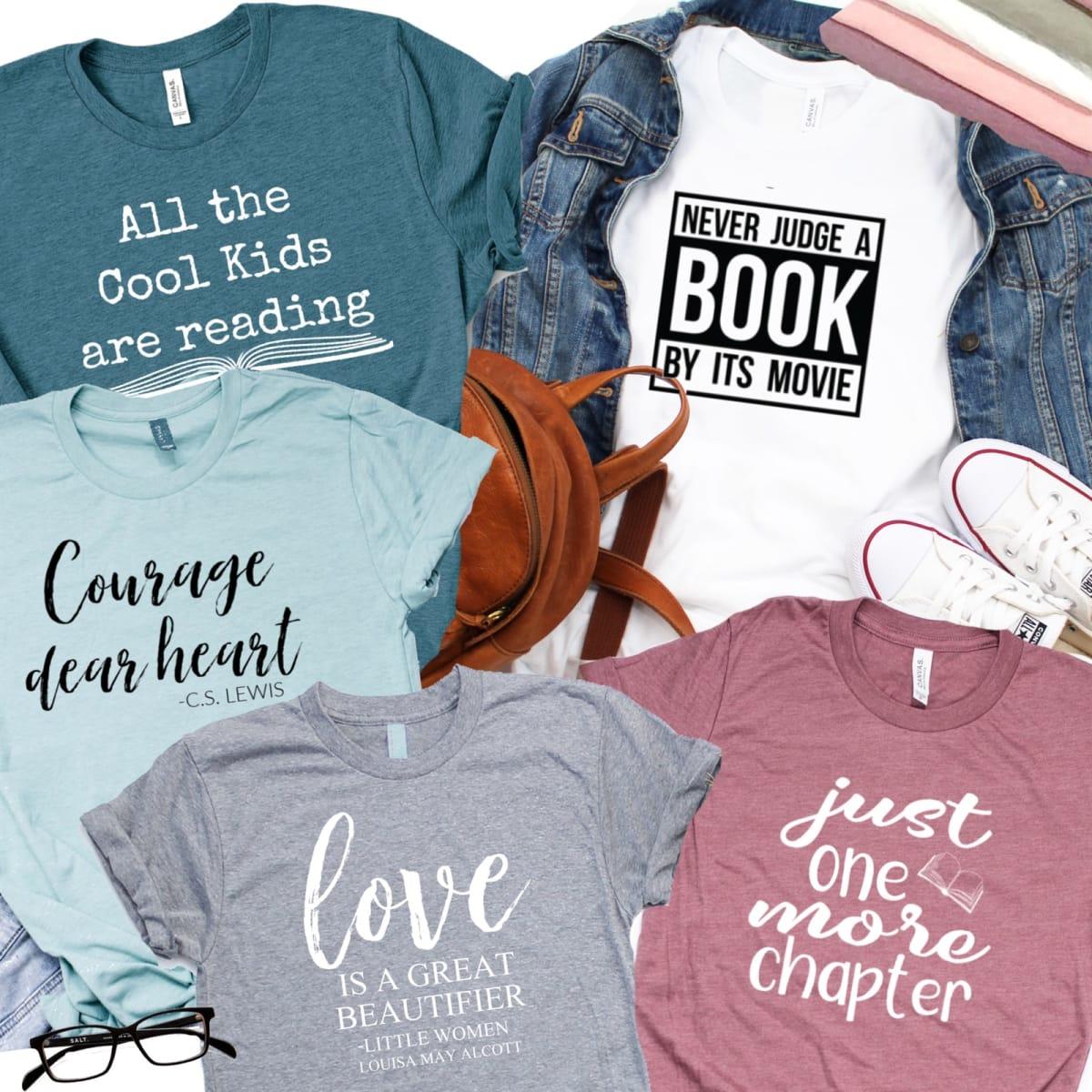 68f4eea0 Book Love Tees | Jane