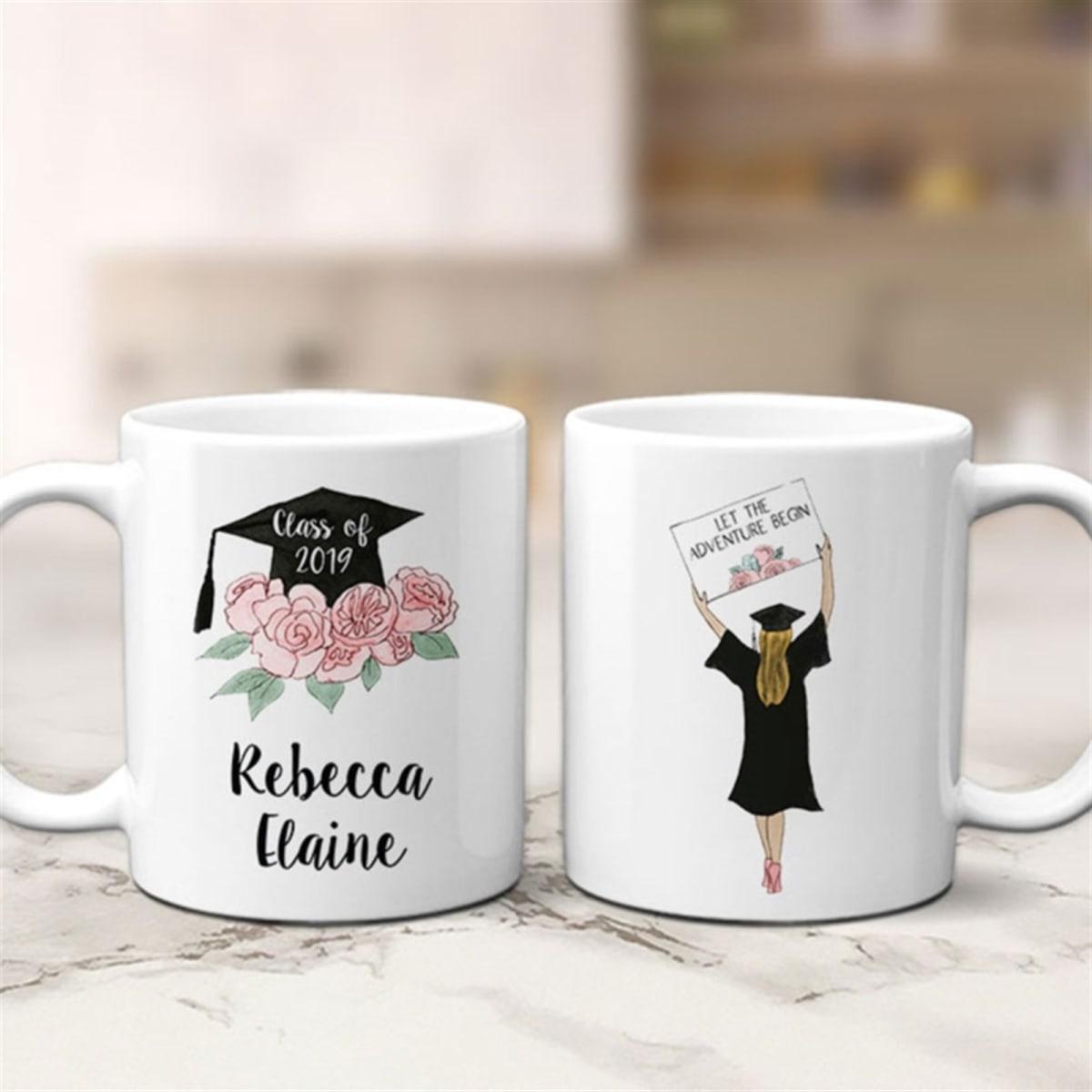 Personalized Graduation Mugs