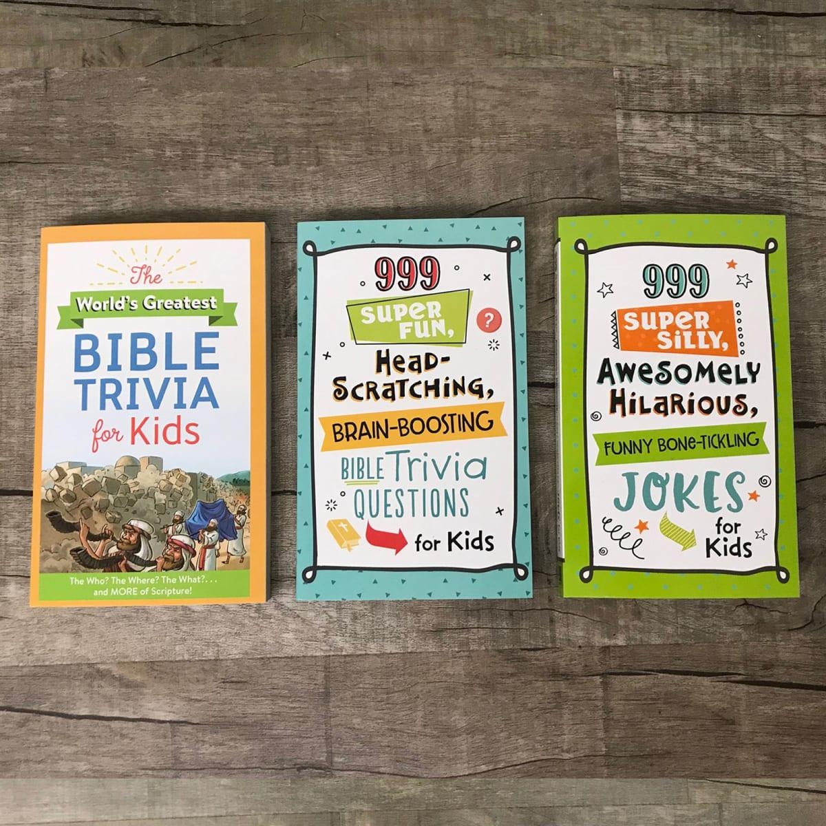 Fun Joke And Trivia For Kids