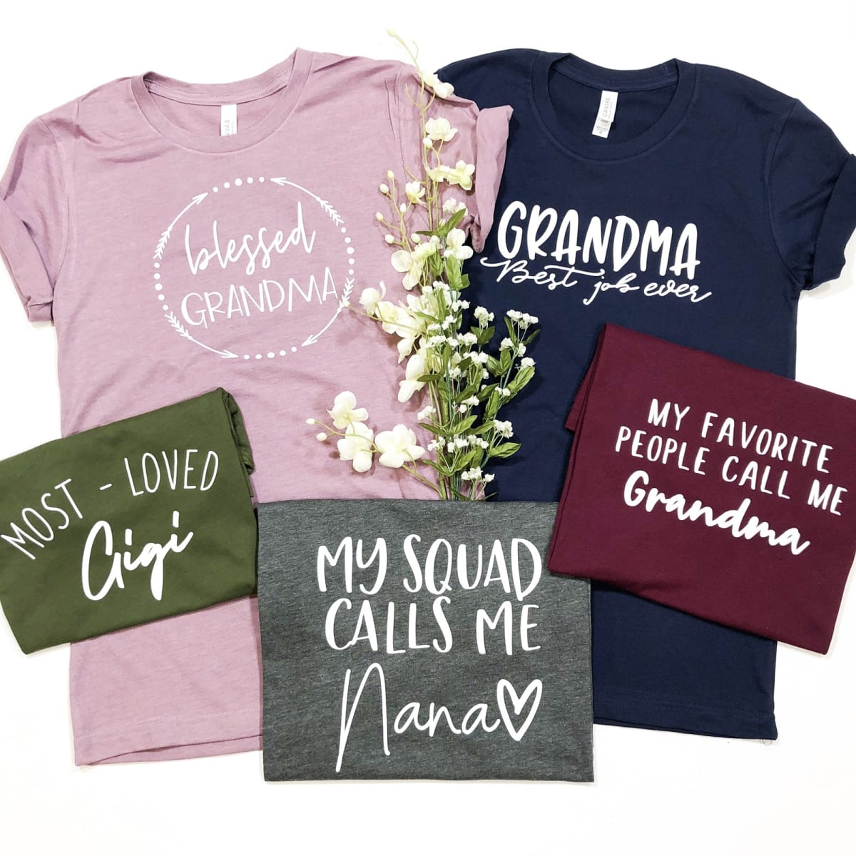 0ad803d8e Personalized Mother's Day Tees | Jane