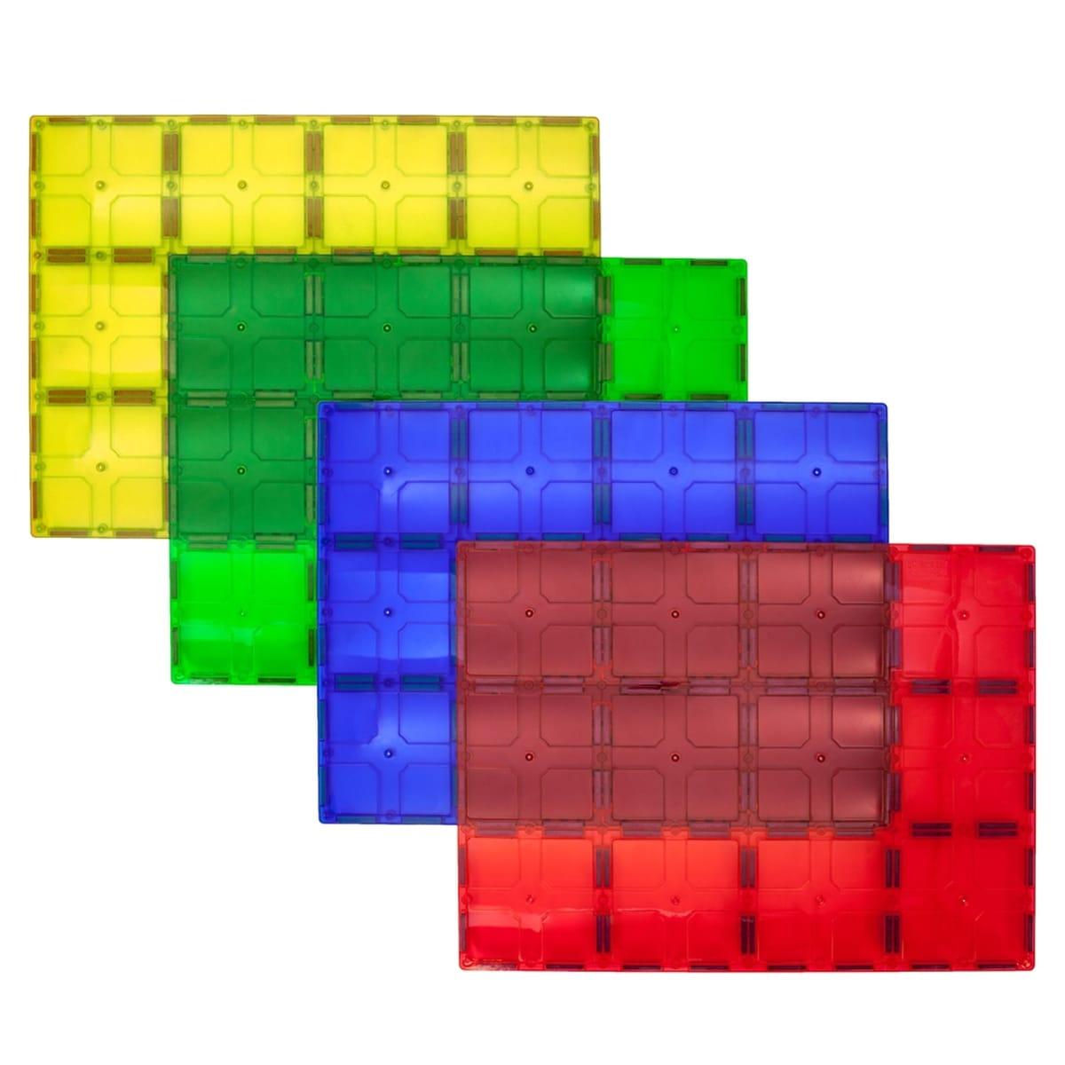 4 Pc Magnetic Tile Stabilizer Base Set | Free Shipping | Jane