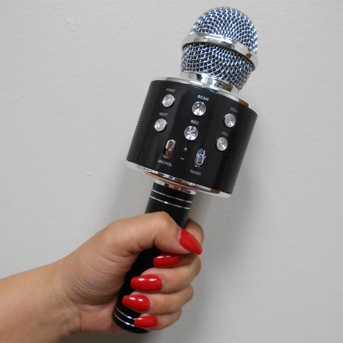 Handheld Bluetooth Karaoke Microphone | Free Shipping