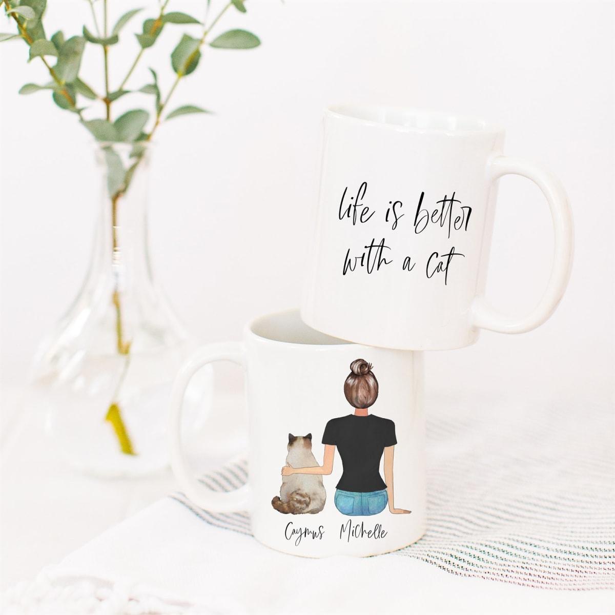 Personalized Pet Portraits Mug