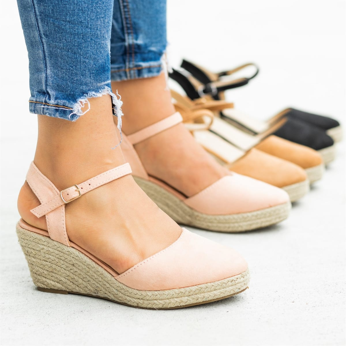 1695a845111 Beautiful Espadrille Wedges