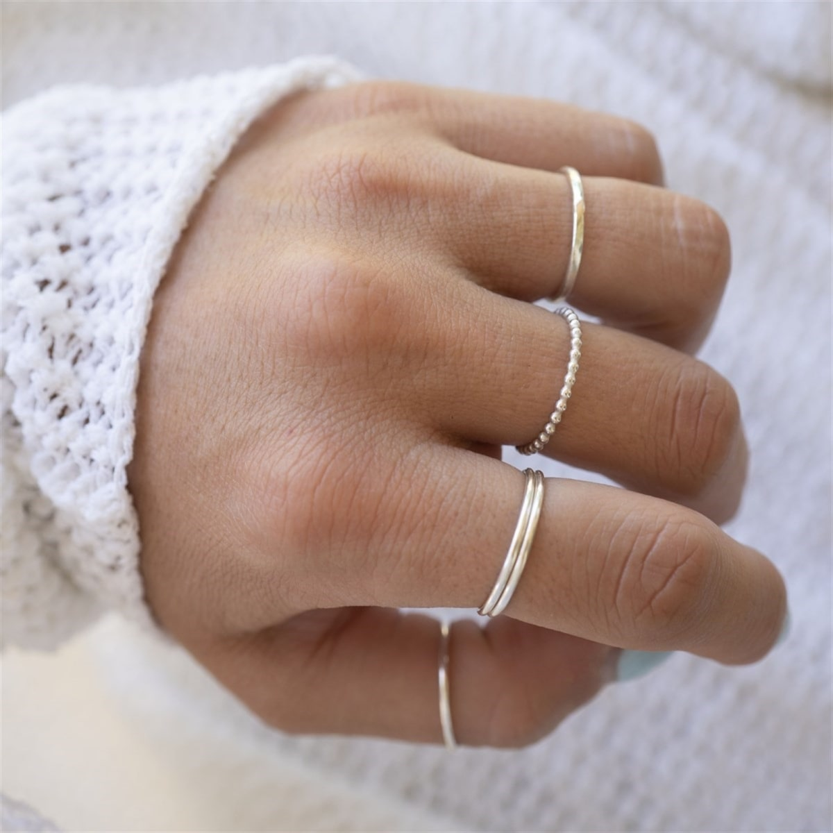 f448c6dc67909 Band Ring | Pure Sterling Silver